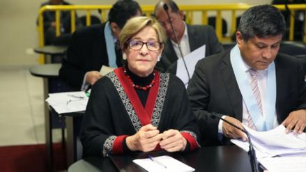 Susana Villarán: Siempre supe de los aportes de Odebrecht y OAS a la campaña 'No a la revocatoria'