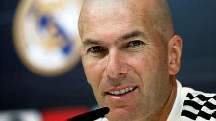 Zinedine Zidane y el futuro del Real Madrid:
