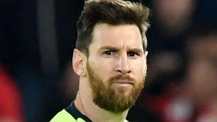 Lionel Messi sorprendió con radical cambio de look