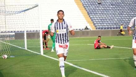 ¡Partidazo en Matute! Alianza Lima derrotó 3-2 a Melgar por la Liga 1 Movistar