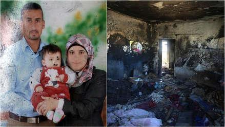 Sospechoso de provocar incendio que mató a familia palestina no será juzgado por asesinato