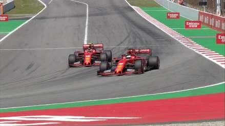 Lewis Hamilton ganó el GP de España y es otra vez líder de la Fórmula 1