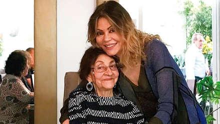 Gisela Valcárcel contó cómo fue la difícil infancia de su madre