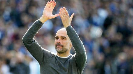 Las estadísticas con las que Pep Guardiola pasará a la historia tras el título del Manchester City
