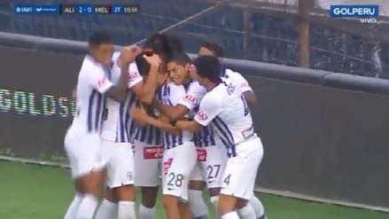 El debut soñado: Mauricio Matzuda anotó un gol ante Melgar en su primer partido con Alianza Lima