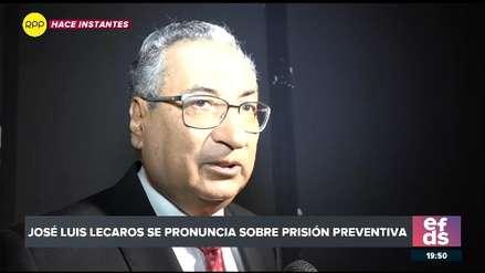 Presidente del PJ sobre prisión preventiva: