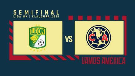 Liga MX: América recibirá al León en el estadio Azteca por las semifinales del Clausura