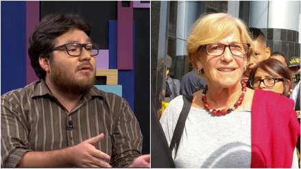 Hernán Nuñez sobre Susana Villarán: