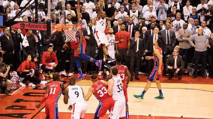 El increíble tiro sobre la bocina de Kawhi Leonard que le dio el pase a las Finales del Este a los Toronto Raptors