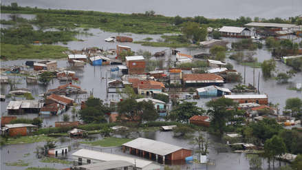 Paraguay: 62,000 familias están afectadas por las inundaciones