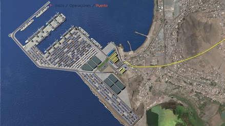 Perú firma acuerdo por Puerto de Chancay con inversión de US$ 3,200 millones