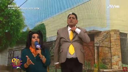 Carlos Álvarez se refirió a la pelea por el ráting frente a los programas de Gisela Valcárcel y Beto Ortiz