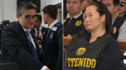 José Domingo Pérez sobre casación de Keiko Fujimori: