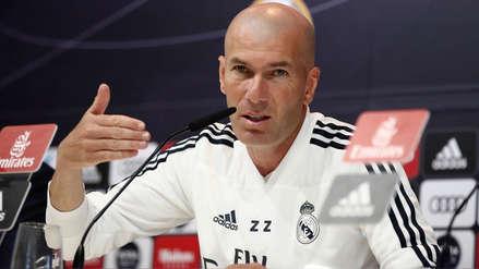 Zinedine Zidane quiere a su hijo Luca como arquero suplente en el Real Madrid, según Marca