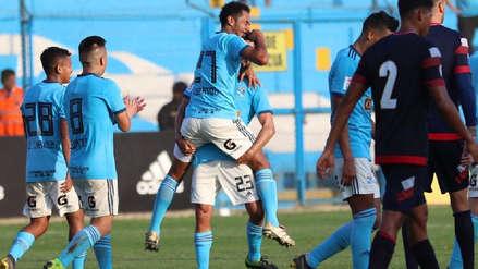 Sporting Cristal goleó a San Martín y volvió al triunfo en la Liga 1 Movistar luego de tres fechas