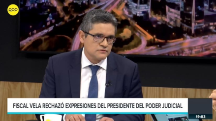 José Domingo Pérez: Críticas a prisión preventiva