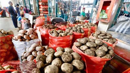 Paro agrario: Mercado mayorista está abastecido y descartan aumento de precios