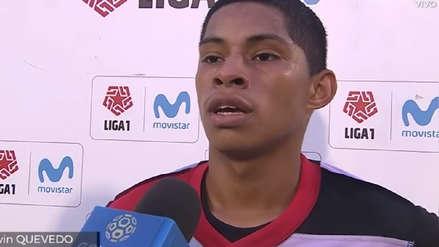 ¿Se va de Alianza Lima? Kevin Quevedo se pronunció ante el posible interés de Rayo Vallecano