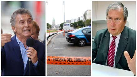 Mauricio Macri dictó dos días de luto por muerte de diputado baleado cerca al Congreso