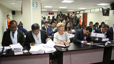 Juez reprogramó audiencia de pedido de prisión preventiva contra Susana Villarán