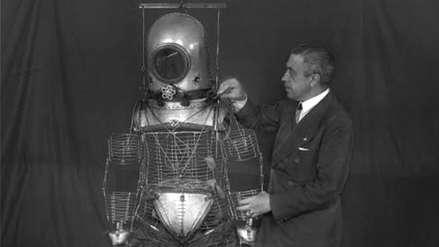 La historia del hombre que inventó el traje espacial 30 años antes que la NASA