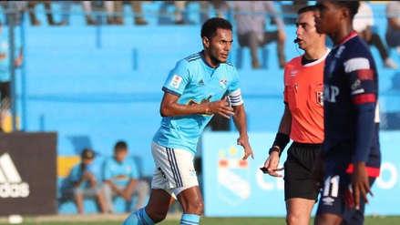 Sporting Cristal vs. San Martín: Carlos Lobatón marcó dos GOLAZOS de tiro libre