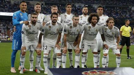 Estrella de Real Madrid no continuará en la próxima campaña a pedido de Zinedine Zidane