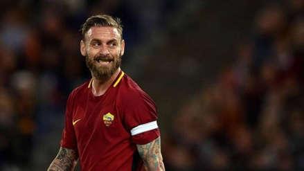 """""""Es el fin de una era"""": Daniele De Rossi deja la Roma tras 18 temporadas"""