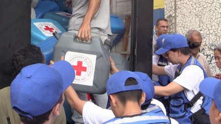 Aterrizó en Caracas un avión chino con ayuda médica