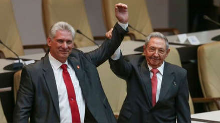 Denuncian a Raúl Castro y Miguel Díaz-Canel por