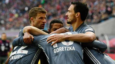 Bayern Munich piensa reforzarse con estrella del Manchester City, según medio británico