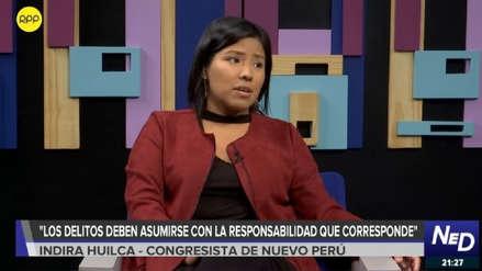 Indira Huilca sobre caso Villarán: La izquierda peruana debe mirarse y hacer una reflexión