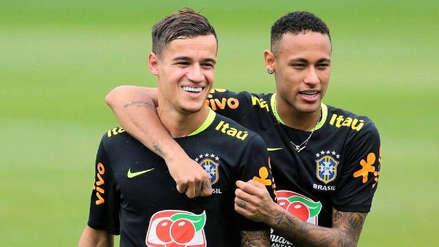 Neymar da su 'aprobación' para la llegada Philippe Coutinho al PSG