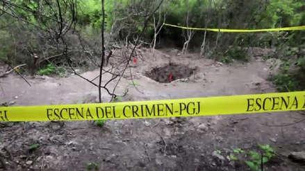 México creó registro de fosas clandestinas por violencia ligada al narcotráfico