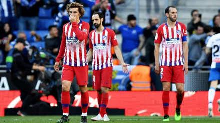 ¡El equipo se desarma! Histórico jugador del Atlético de Madrid no continuará en el club