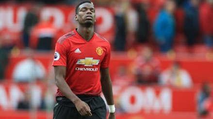 Manchester United no dejará ir a Paul Pogba por menos de 170 millones de euros, según prensa inglesa