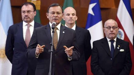 Grupo de Lima analizará el 20 de mayo en Guatemala la crisis venezolana