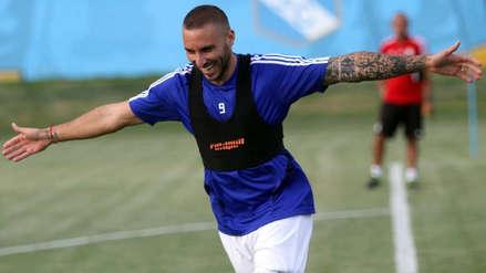 En Sporting Cristal aún no han decidido si fichan a otro delantero por lesión de Emanuel Herrera