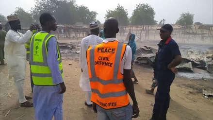 Ejército de Nigeria rescató a 29 mujeres y 25 niños secuestrados por Boko Haram