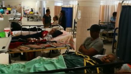 Miles de pacientes en riesgo por hacinamiento en hospital de Chiclayo