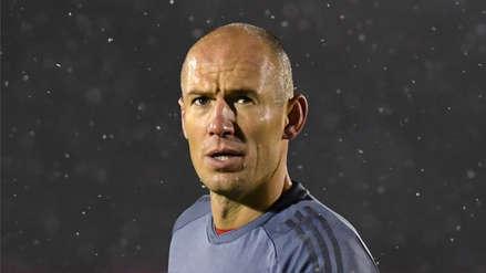 Arjen Robben deja el Bayern Munich: ¿Cómo quiere que sea su despedida?