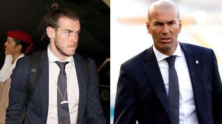 Real Madrid - Fichajes 2019   El nuevo mensaje del agente de Gareth Bale a Zinedine Zidane y al Madrid