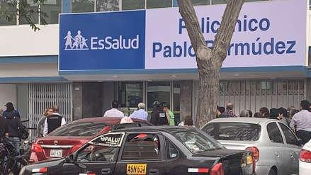 Una mujer murió tras lanzarse del noveno piso del policlínico Pablo Bermúdez