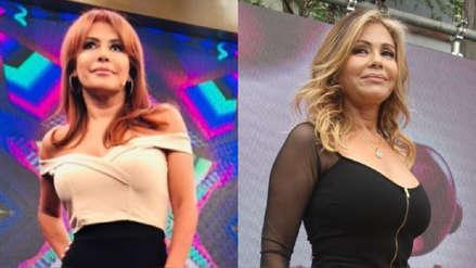 Magaly reveló que Gisela le contó detalles del inicio del romance de Tula Rodríguez y Javier Carmona