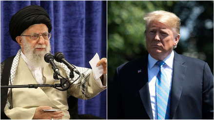 Líder supremo iraní sobre EE.UU.: