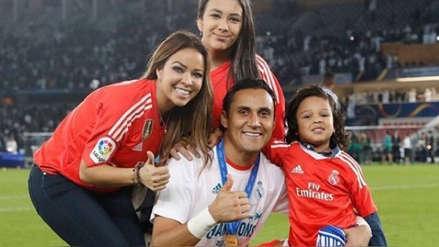 Keylor Navas y la pista de su esposa que lo acerca a potencia europea ante inminente salida del Real Madrid