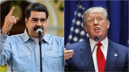 Maduro: Trump