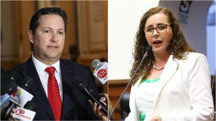 Salaverry: Bartra me aseguró que todos los proyectos de reforma política habrán sido debatidos al 19 de junio