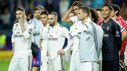 Real Madrid: los 13 jugadores que no cuentan para Zidane