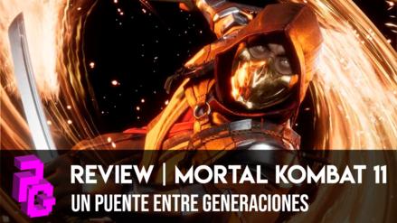 Review | Mortal Kombat 11 - 'Un puente entre generaciones'